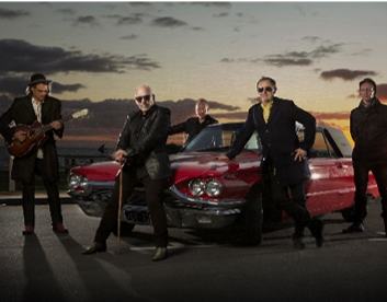 The Black Sorrows am 17.09.2021